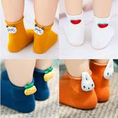 兒童短襪女薄款夏季純棉寶寶襪子卡通可愛淺口襪男童女童低筒短襪