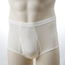 【碧多妮】男性純蠶絲中腰三角褲(D9001)-觸感細緻,夏季穿著涼爽舒適