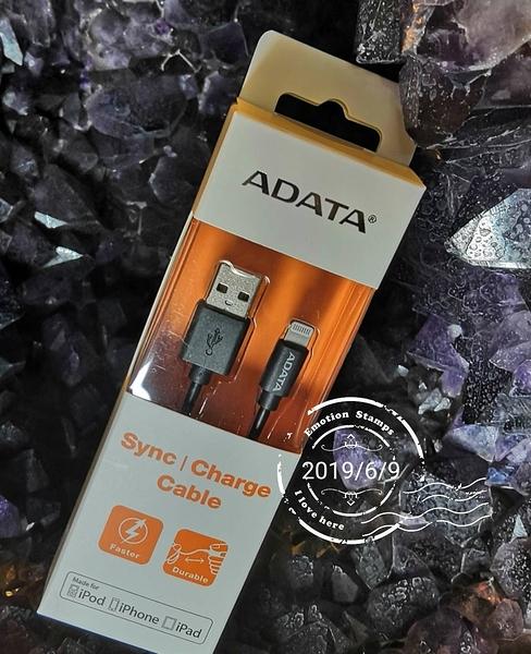 【鼎立資訊】原廠認證 ADATA 威剛 Apple 蘋果 iphone Lightning 傳輸線 充電線