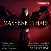 【停看聽音響唱片】【SACD】馬斯奈:歌劇(泰伊絲) 安德魯.戴維斯 指揮 多倫多交響樂團