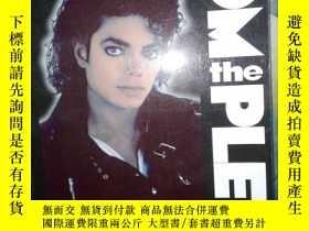 二手書博民逛書店Michael罕見Jackson THE CONTENTS(邁克