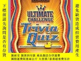 二手書博民逛書店Uncle罕見John s Presents the Ultimate Challenge Trivia Quiz