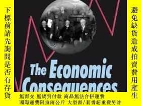 二手書博民逛書店The罕見Economic Consequences Of The Peace-和平的經濟後果Y436638