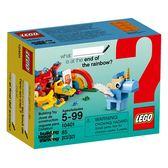 【LEGO 樂高積木】Classic系列-歡樂彩虹 Rainbow Fun LT-10401