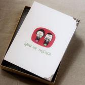 新年鉅惠[一起變老]情侶相冊diy手工本 影集創意送男友情人節七夕驚喜禮物