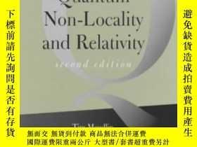 二手書博民逛書店Quantum罕見Non-locality And RelativityY256260 Tim Maudlin