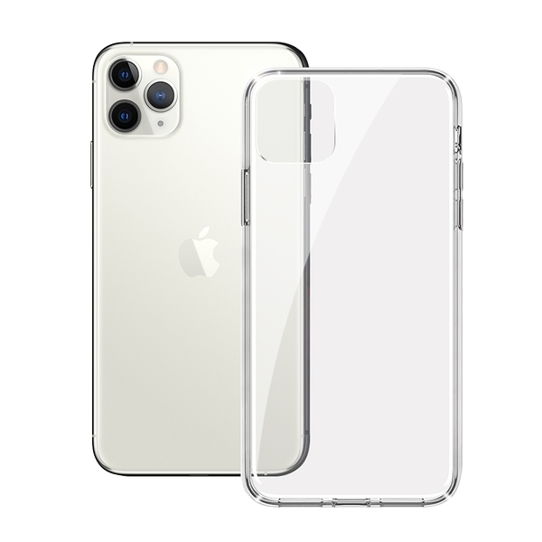 ACEICE for iPhone 11 Pro 5.8吋 全透晶瑩玻璃水晶防摔殼
