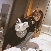 ulzzang毛衣女慵懶風加厚高領毛衣女套頭羊絨衫韓版寬鬆粗線針織 台北日光