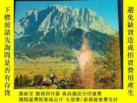二手書博民逛書店die罕見alpen in farbenY177301