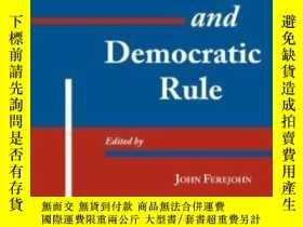二手書博民逛書店Constitutional罕見Culture And Democratic RuleY364682 Fere