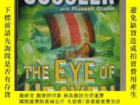二手書博民逛書店英文原版罕見The Eye of Heaven (A Sam a