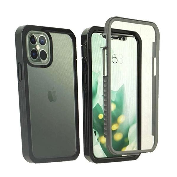 [9東京直購] Eleproof 手機保護殼 iPhone 12 Pro 防滑 防震 防刮 支援無線充電 美軍MIL規格 6.1英吋