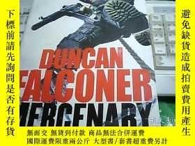 二手書博民逛書店DUNCAN罕見FALCONER MERCENARY 僱傭兵Y2