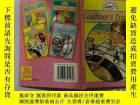 二手書博民逛書店Gulliver s罕見Travels:格列佛遊記Y200392