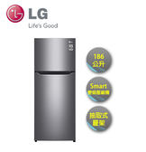 LG 186L 雙門變頻冰箱 精緻銀 GN-I235DS