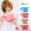 【Disney】精緻造型電繡毛球化妝包/收納包