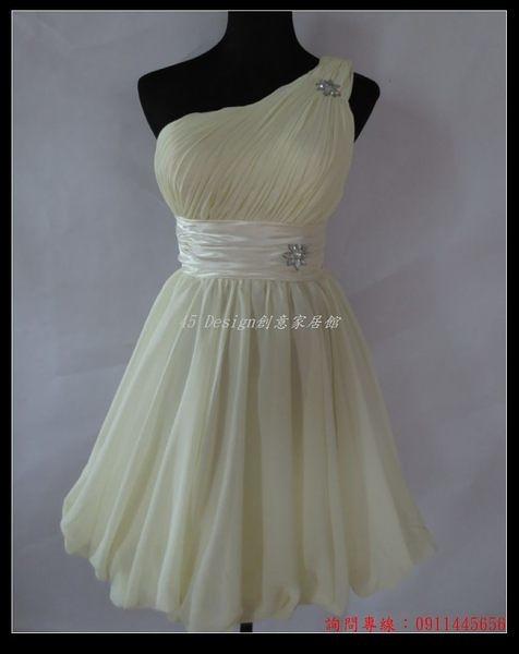 (45 Design) 訂做款式7天到貨 韓式可愛公主泡泡裙短款可訂做小禮服