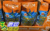 [COSCO代購] C468577 MAGNUM JAMAICA COFFEE 藍山調合咖啡豆 2磅/907公克