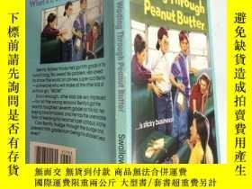 二手書博民逛書店wedding罕見through peanut butter 花生醬婚禮Y200392