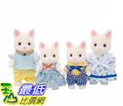 [COSCO代購] W128764 森林家族牛奶貓家庭組