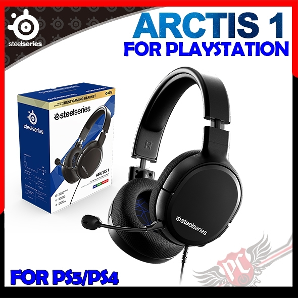 [ PCPARTY ] SteelSeries Arctis 1 PLAYSTATION 電競耳機