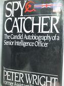 【書寶二手書T1/原文小說_ZHH】Spycatcher _Peter Wright