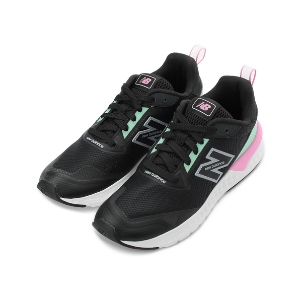 NEW BALANCE NB515 V2 復古跑鞋 黑綠粉 WS515RA2 女鞋