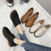 娃娃鞋皮鞋 秋冬季女鞋子新款內增高學生百搭韓版英倫加絨ins小皮鞋復古 city精品