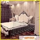 【快樂購】珠簾 水晶珠簾隔斷簾窗簾臥室門簾裝飾半掛珠簾