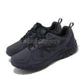 New Balance 慢跑鞋 NB 410 2E 寬楦 灰 黑 男鞋 運動鞋 越野 Trail 【PUMP306】 MT410SK52E