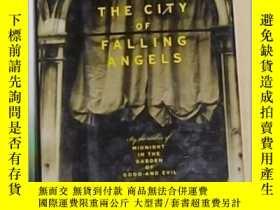 二手書博民逛書店英文原版罕見The City of Falling Angels