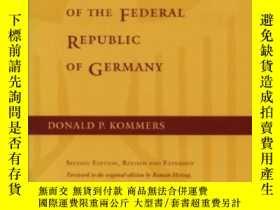 二手書博民逛書店The罕見Constitutional Jurisprudence Of The Federal Republic