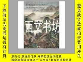 二手書博民逛書店【罕見】2008年出版《山水清暉-王翬藝術展》Landscape