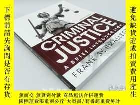 二手書博民逛書店刑事司法概論罕見第十一版 英文原版 Criminal Justi