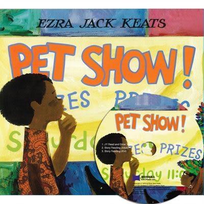 【麥克書店】PET SHOW/書+CD