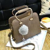 手提包 包包包百搭簡約韓版定型甜美時尚包斜挎單肩手提包