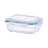 NEOFLAM CLOC系列耐熱玻璃保鮮盒 長方形-370ml