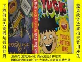 二手書博民逛書店yuck s罕見rotten joke 惡心的笑話.., Y200392