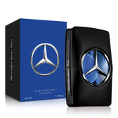 Mercedes Benz 賓士 王者之星男性淡香水(50ml)-原廠公司貨【ZZshopping購物網】