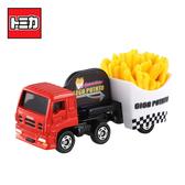 【日本正版】TOMICA NO.55 五十鈴 薯條載運車 薯條車 ISUZU 玩具車 多美小汽車 - 824626