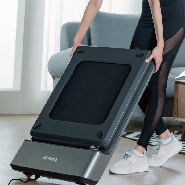 tokuyo WalkingPad全折疊平板跑步機 TT-230 ~贈專用地墊