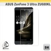 【Ezstick】ASUS Zenfone 3 ZU680 KL 專用 鏡面鋼化玻璃膜 182x89.5mm