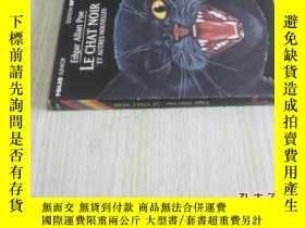 二手書博民逛書店法文原版罕見le chat noirY7215 Y.G.LE dantec gallimard ISBN:97