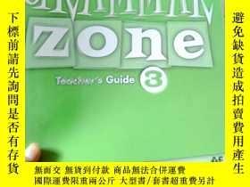 二手書博民逛書店GRAMMAR罕見zone Teacher s Guide3Y1