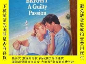 二手書博民逛書店A罕見Guilty passionY109818 Laurey