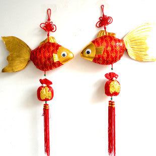 金魚掛件190g