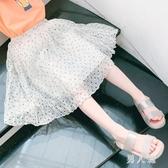女童夏裝雪紡半身裙2020新款時尚兒童百褶裙寶寶夏天洋氣公主裙子TZ145【男人範】