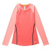 New Balance 加壓機能長袖T恤 女裝  WT61101DFH 粉