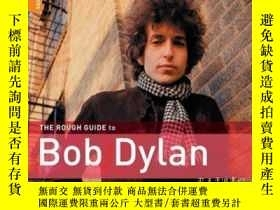 二手書博民逛書店The罕見Rough Guide To Bob DylanY25