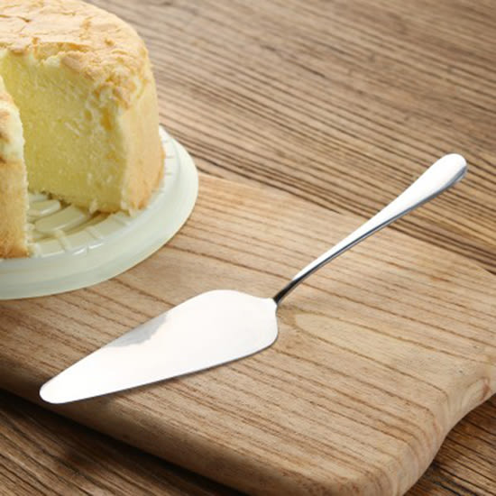 ♚MY COLOR♚不銹鋼蛋糕鏟 家用 披薩鏟刀 歐式 芝士刀 烘焙工具 廚房 202不銹鋼 奶油【P561】